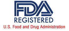 US FDA REGISTERED